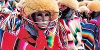 """Leyendas de Chiapas: Origen de los """"Parachicos"""""""
