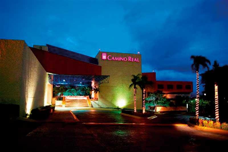 camino real hotel mexico: