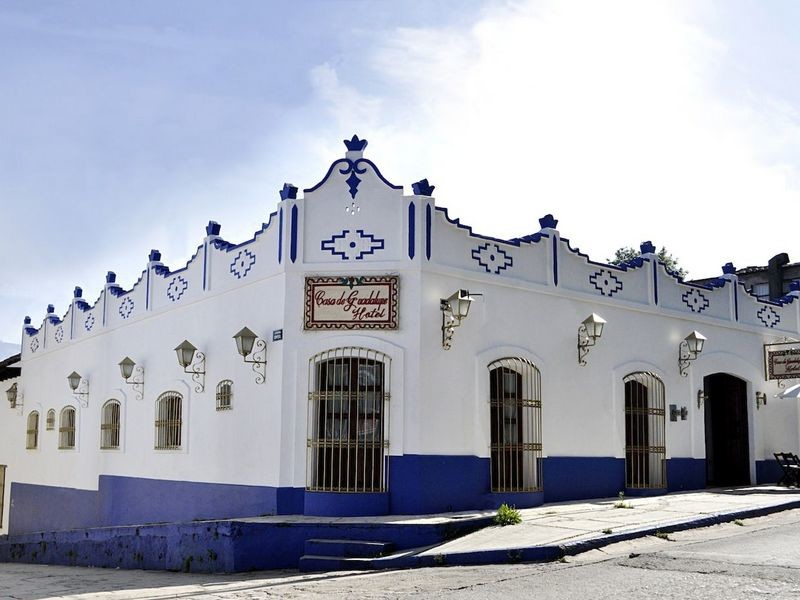 Casa de guadalupe hotel todo chiapas for Casa de guadalupe
