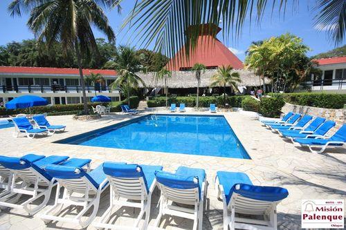 hotel palenque chiapas: