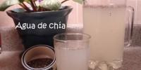 Agua de Chía