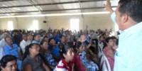 Anuncia Tierra Verde construcción de obra educativa en Chicomuselo