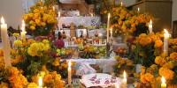 Día de muertos en Chiapas