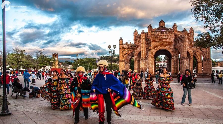 Chiapa de Corzo, un pueblo mágico de Chiapas