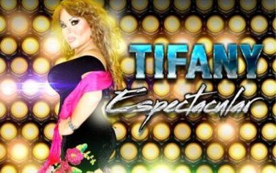 Tifany Espectacular, la imitadora más querida en Chiapas