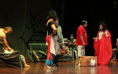 Bienvenido Conde Drácula, un éxito en Chiapas