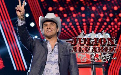 """Julión Álvarez presentará en Chiapas, su nuevo show """"Mis ídolos, ahora mis amigos"""""""